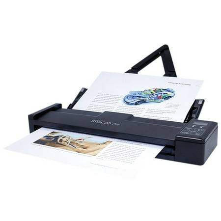 IRIS 458071 can Pro 3 Portable Scanner Black