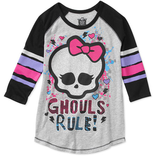 Monster High Girls Ghouls Skullette Grap