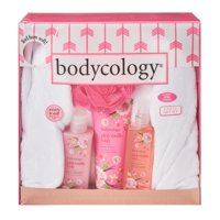 Bodycology 5-Piece Cozy Bathrobe and Fragrance Gift Set