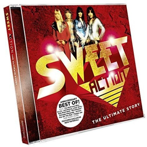Sweet - Action: Ultimate Sweet Story (Anniversary Edition) [CD]