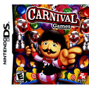 2K PLAY Carnival Games (Nintendo DS)