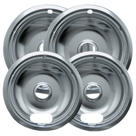 Range kleen 4 piece drip bowl style a fits plug in electric range kleen 4 piece drip bowl style a fits plug in electric ranges publicscrutiny Images