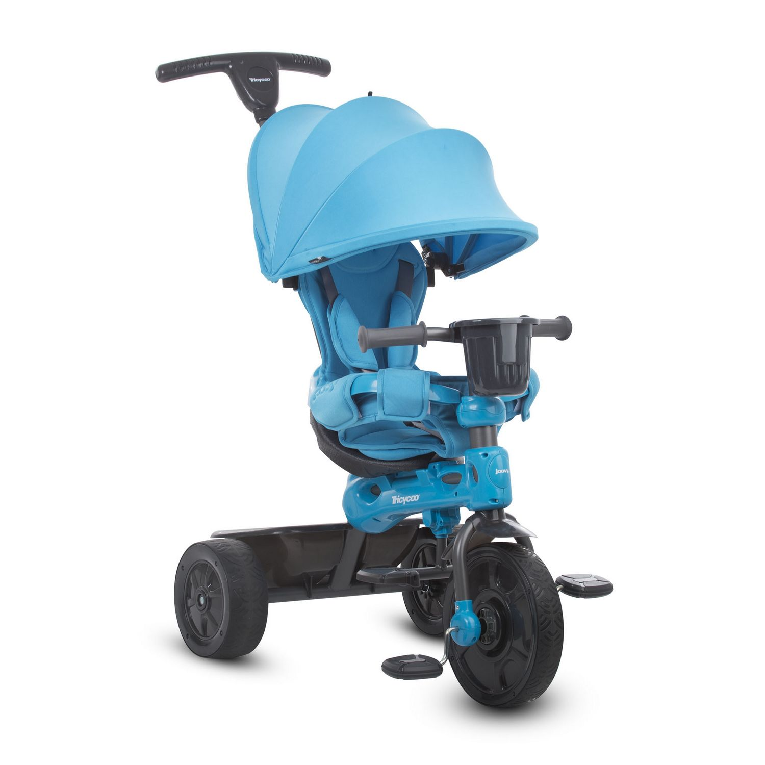 Joovy Tricycoo 4.1 4-in-1 Tricycle in Blue