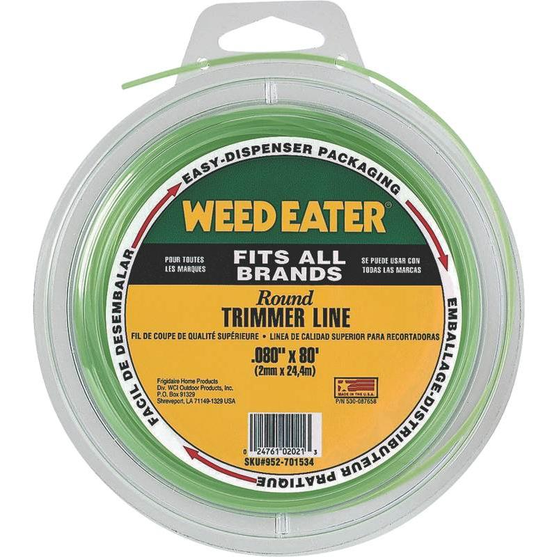 POULAN/WEED EATER 0.080 Line 80-Ft. Coil