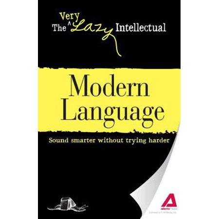 Modern Language - eBook