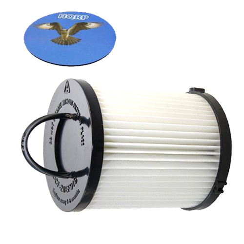 HQRP HEPA Filter for Eureka AirSpeed AS1001A / AS1001AX / AS1001AE Upright Vacuum + HQRP Coaster