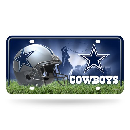 Dallas Cowboys NFL Metal Tag License Plate - Dallas Cowboys Office Supplies