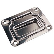 Sea-Dog 221820-1 Spring Loaded Flush Hatch Pull - #8 FH