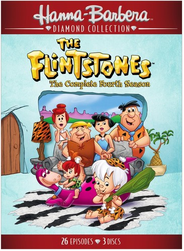 The Flintstones: The Complete Fourth Season by