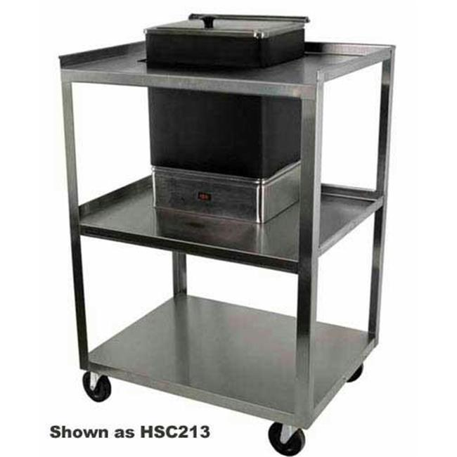 Utility Cart for 4- Pack Tank Hot Pack Service Center