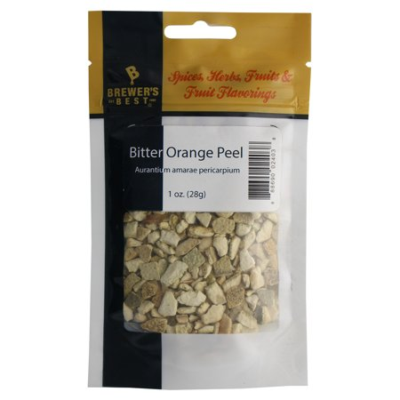 Brewer's Best Bitter Orange Peel 1 oz.