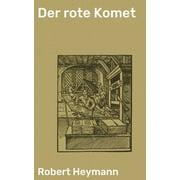 Der rote Komet - eBook