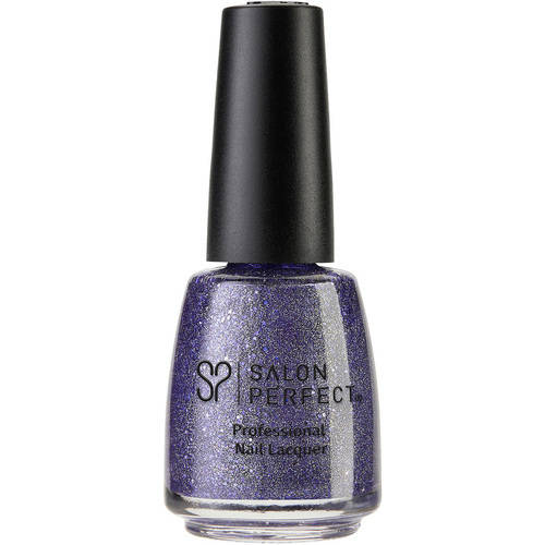 Salon Perfect Professional Nail Lacquer, 334 Faraway Galaxy, 0.5 fl oz
