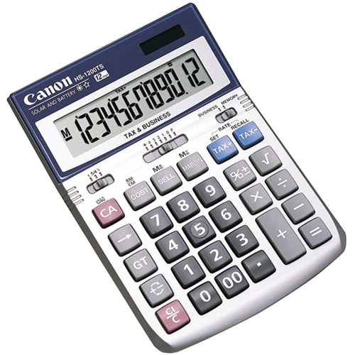 Canon 7438A023 HS1200TS Calculator