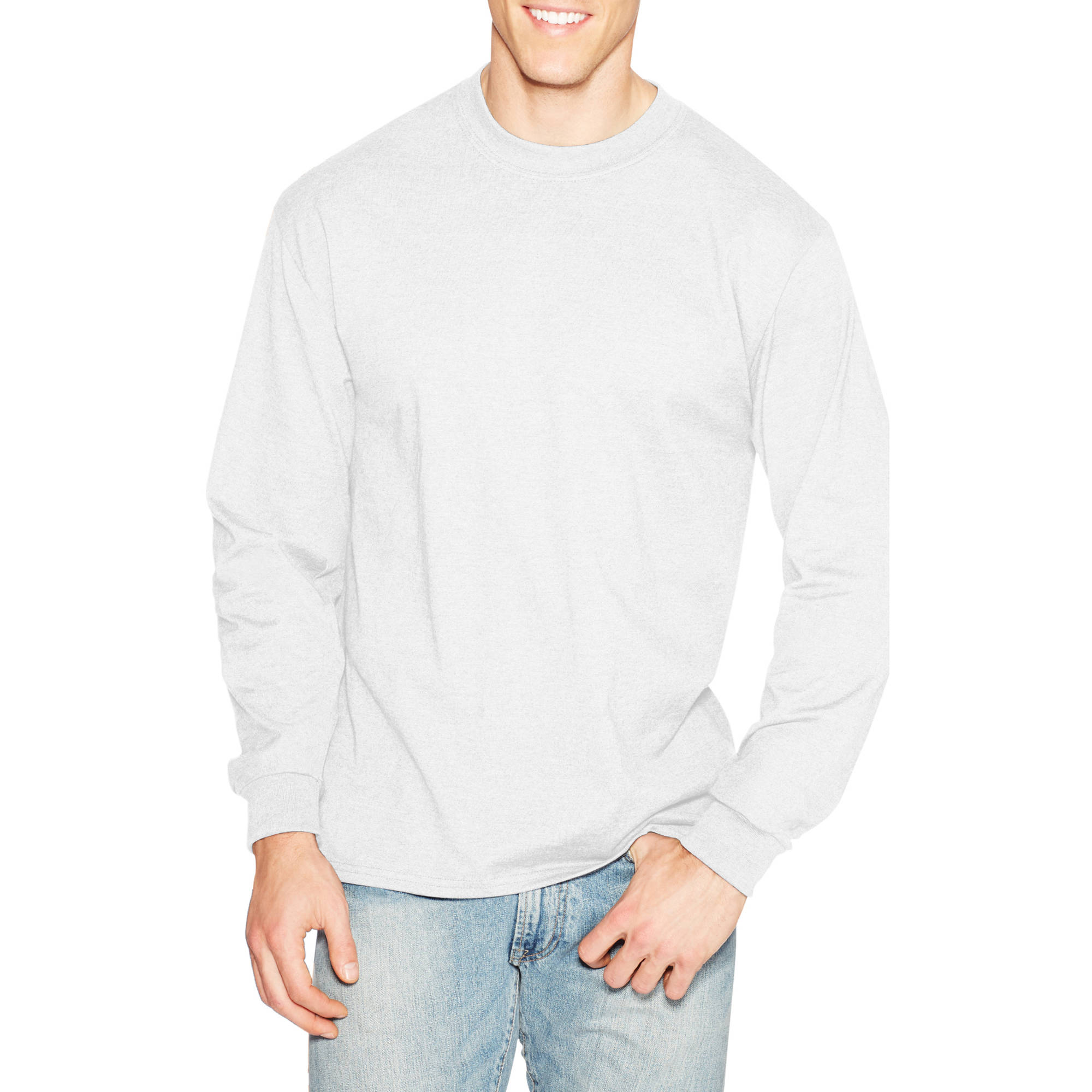 https://www.walmart.com/ip/Hanes-Men-s-Beefy-Long-Sleeve-T-shirt/36210894