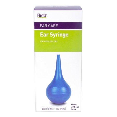 Ear Wax Syringe (Ear Syringe - Flents Ear)