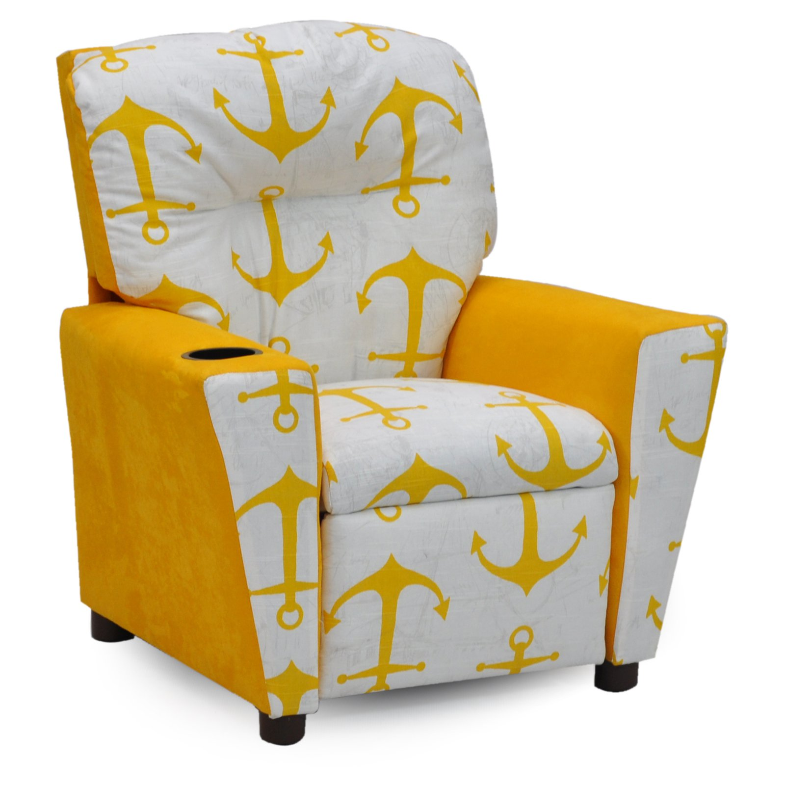 Kidz World Anchors Kids Recliner