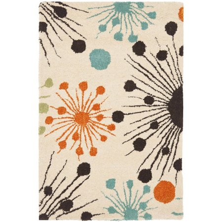 Soho Danielle Fire Works Wool Area Rug or Runner
