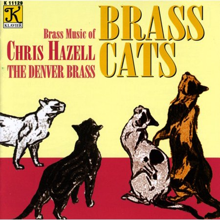 - Brass Cats: Brass Music of Chris Hazell