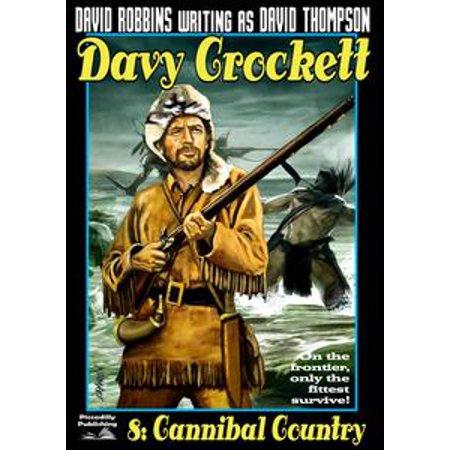 Davy Crockett Costume (Davy Crockett 8: Cannibal Country -)