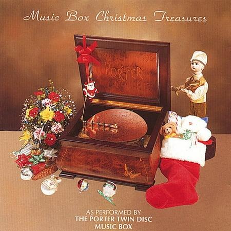 Music Box Christmas Treasures ()