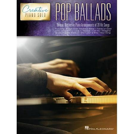 - Pop Ballads - Creative Piano Solo