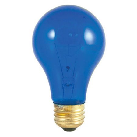 Bulbrite Industries 25W Blue 120-Volt Incandescent Light Bulb (Set of 13) Blue Incandescent Light Bulb