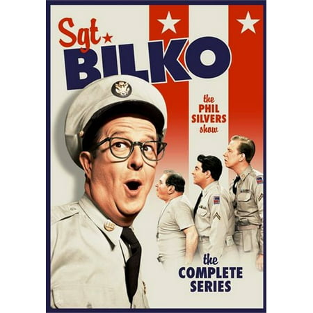 Sgt  Bilko   The Phil Silvers Show  The Complete Series