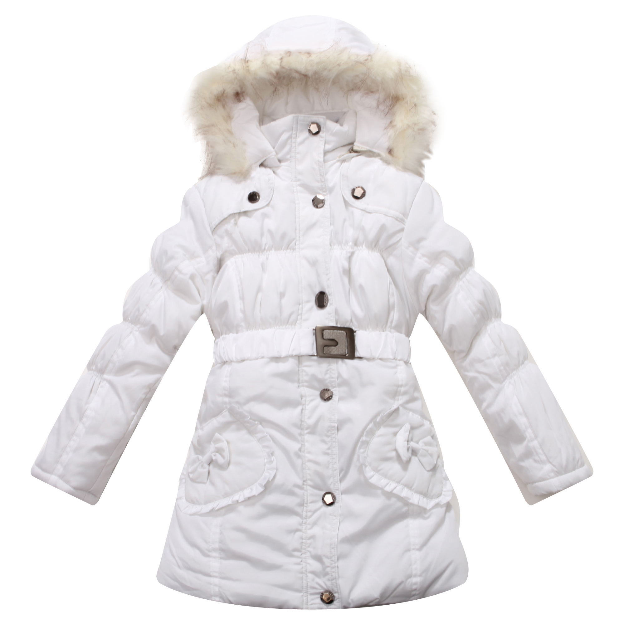 Richie House Girls' Padded Winter Jacket RH0785