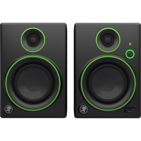 Mackie Cr4bt Cr Series Channel Studio Monitor  Pair