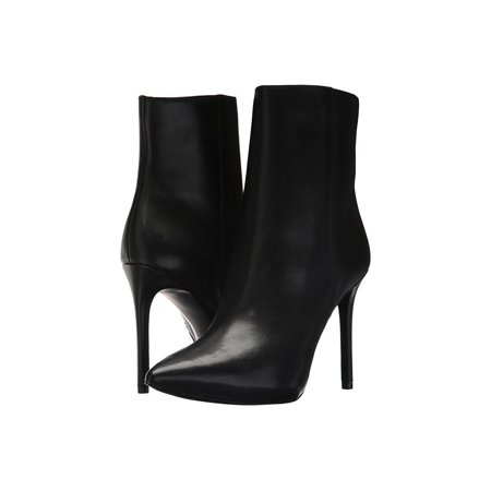 Michael Michael Kors Womens Leona Leather Closed Toe Mid-Calf Fashion Boots
