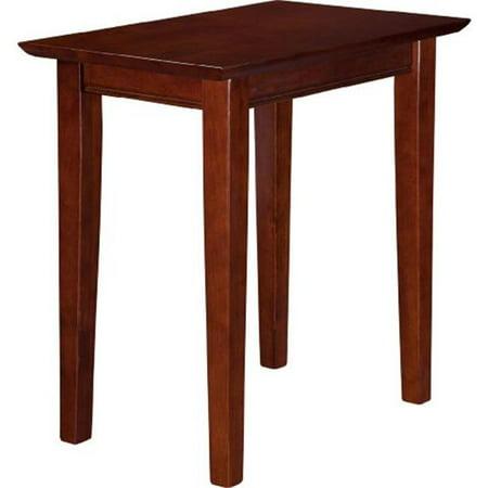 Shaker Chair Side Table, Walnut ()