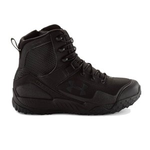 Under Armour  UA Valsetz RTS Side Zip Boot, Tactical, Black