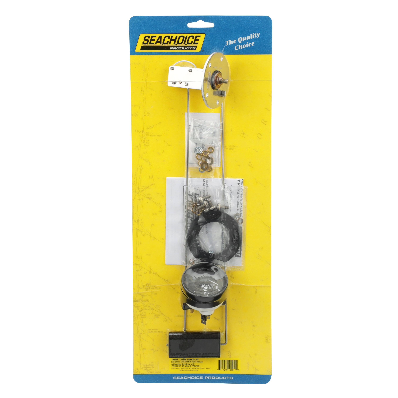 15501 SeaChoice Fuel Gauge Kit with Sending Unit