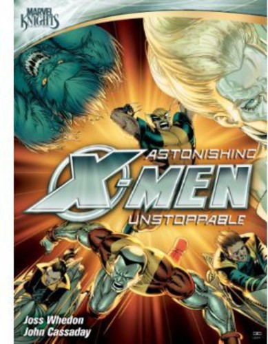 Marvel Knights Astonishing X-Men: Unstoppable (DVD) by SHOUT! FACTORY