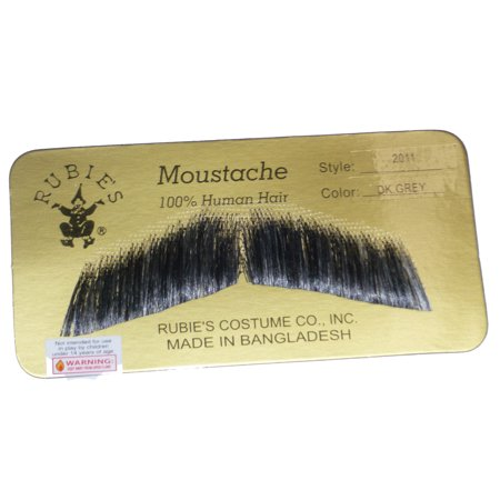 Gent Mustache Assorted Colors R2011 - Black](Mustache Ideas For Halloween)