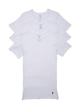 b263dd8d56f7 Product Image Polo Ralph Lauren Classic Fit Cotton T-Shirt 3-Pack