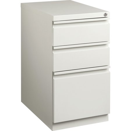 - 3 Drawers Vertical Steel Lockable Filing Cabinet, Gray