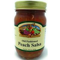 Weaver's Country Market Peach Salsa