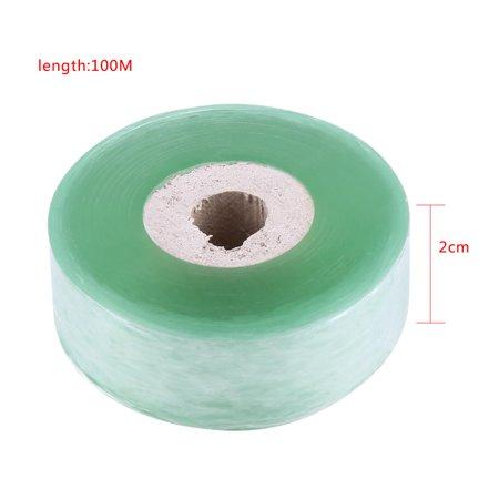 Yosoo Garden Bind Tape,PVC Fruit Tree Grafting Tape Secateurs Engraft Branch Gardening Tool 2CM*100M,Gardening Tool - image 2 of 7