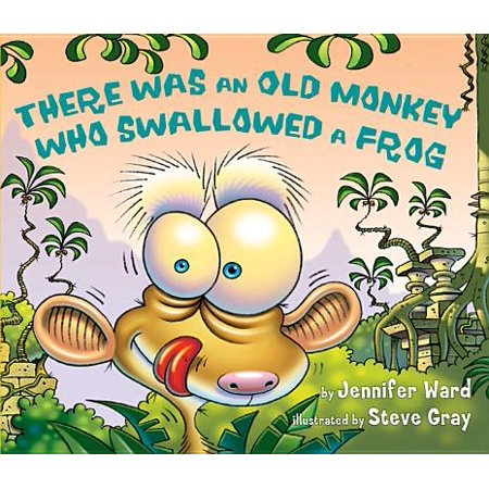 Old World Monkeys (There Was an Old Monkey Who Swallowed a Frog )