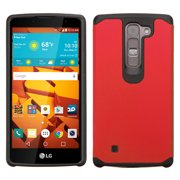 For LS751 Volt 2 Red/Black Hybrid Astronoot Phone Protector Cover Case