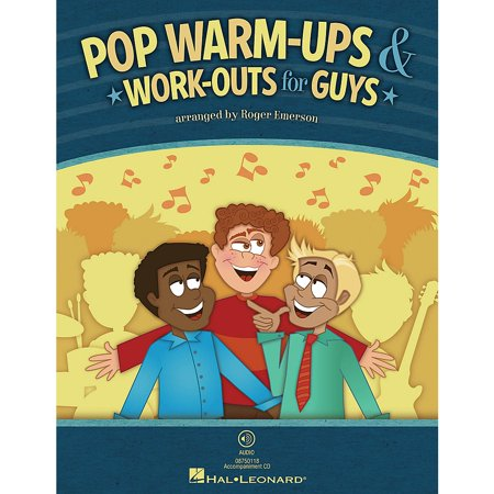 Pop Warm-Ups & Work-Outs for Guys : Book Only - Ups Guy