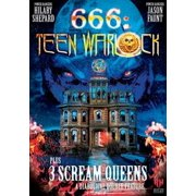 666: Teen Warlock (DVD) by Rapid Heart Pictures