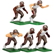 Tampa Bay Buccaneers White Uniform Action Figures Set