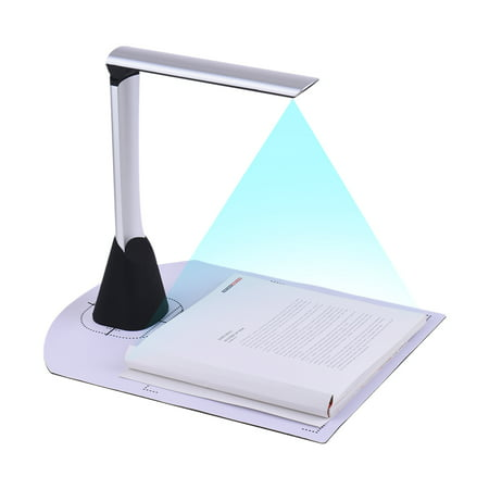 Portable High Speed USB Book Image Document Camera (Best High Speed Scanner)