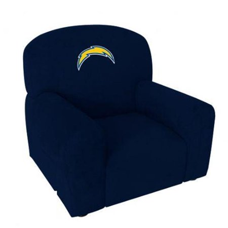 Enjoyable Imperial 671026 Baseline Sports San Diego Chargers Kid Chair Gmtry Best Dining Table And Chair Ideas Images Gmtryco