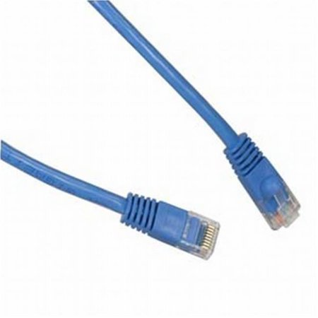 Black Point Products BT-198-BLUE Category 5 Blue Enhanced Patch Cord, 25 ft. Apc Category 5 Enhanced Patch