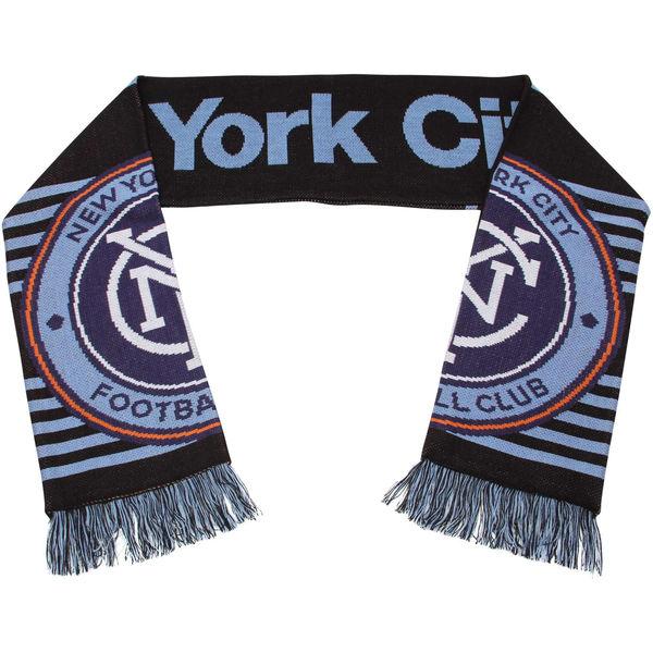 MLS New York FC Jacquard Scarf