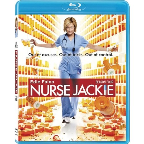 Nurse Jackie: Season Four (Blu-ray) (Widescreen)